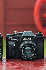 Preview iPhone wallpaper Zenit cameras, 12XS, 12Pro, 15M, Made in Belarus