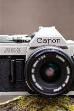 iPhone壁紙のプレビュー キヤノンAE-1カメラ
