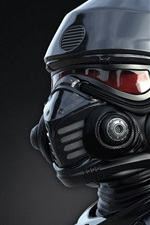 Capacete, soldado, Star Wars