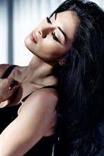 Preview iPhone wallpaper Nicole Scherzinger 35