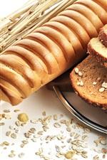 Baking, bread