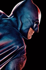 Preview iPhone wallpaper Batman, Justice League