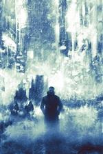 Vorschau des iPhone Hintergrundbilder Blade Runner 2049, 2017 Film