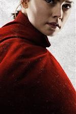 Vorschau des iPhone Hintergrundbilder Daisy Ridley, Star Wars: Der letzte Jedi