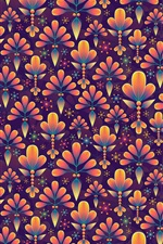 Preview iPhone wallpaper Flowers texture background