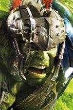 Preview iPhone wallpaper Mark Ruffalo, Thor: Ragnarok