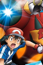 Pokemon the Movie: Volcanion and the Mechanical