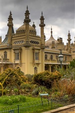 Preview iPhone wallpaper Royal Pavilion, Brighton, England