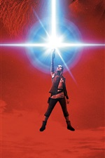 Preview iPhone wallpaper Star Wars: The Last Jedi