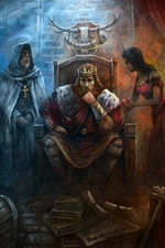 Preview iPhone wallpaper Age of Empires II