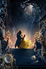 Beauty and the Beast, Disney movie 2017