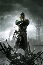 Preview iPhone wallpaper Dishonored, PC games
