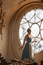 Preview iPhone wallpaper Emma Watson, Beauty and the Beast