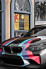 GTA 5, BMW M2 carro