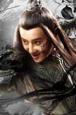 Preview iPhone wallpaper Li Xinliang, Martial Universe