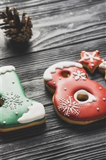 New Year 2018, cookies