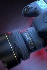 Preview iPhone wallpaper Nikon D800E digital camera