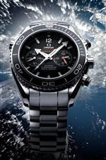 Relógios Omega, respingo de água