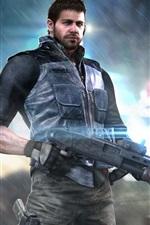 Resident Evil, homem, arma, jogos Capcom