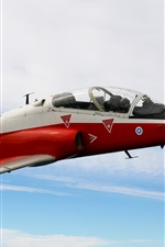 Preview iPhone wallpaper Subsonic training jet plane