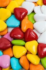 iPhone fondos de pantalla Dulces dulces, coloridos