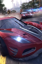 iPhone fondos de pantalla The Crew, superdeportivo Koenigsegg
