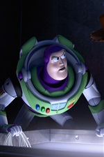 Preview iPhone wallpaper Toy Story, classic cartoon movie
