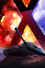 World of Tanks, WOT, hot games