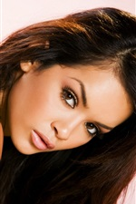 Preview iPhone wallpaper Daisy Marie 01