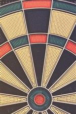 Preview iPhone wallpaper Darts target board