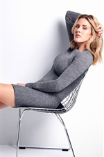 Preview iPhone wallpaper Ellie Goulding 05