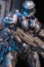 Halo 4, soldado, armadura