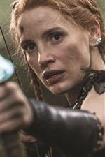 Jessica Chastain, Der Jäger: Winterkrieg