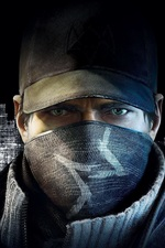 Preview iPhone wallpaper Ubisoft games, Watch Dogs