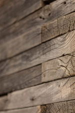 Preview iPhone wallpaper Wood, blurry background