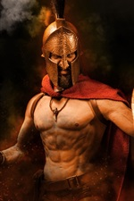 300 Spartans, war, warrior