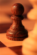 Preview iPhone wallpaper Chess, blurry