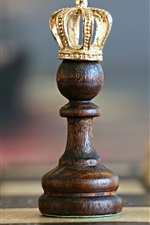 Chess, crown