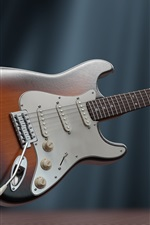 Preview iPhone wallpaper Electric guitar