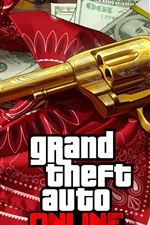 GTA online, arma, dinheiro