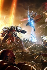 Preview iPhone wallpaper Hot game, Warhammer 40000: Dawn of War III
