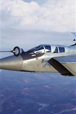 iPhone fondos de pantalla MiG-31B combatiente-interceptor