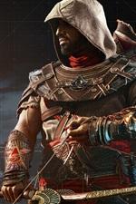 Preview iPhone wallpaper Bayek, Assassin's Creed: Origins