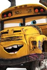 Carros 3, ônibus escolar