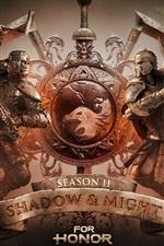 Preview iPhone wallpaper For Honors, Season II
