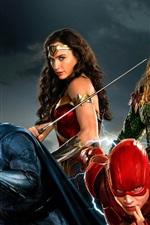 Justice League, filme de ficção científica, DC Comics