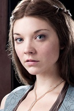 Preview iPhone wallpaper Margaery Tyrell, Game of Thrones