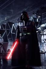Star Wars: Battlefront II, Darth Vader, sabre de luz, jogos da EA