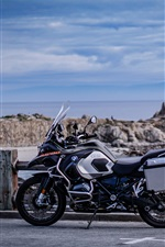 Preview iPhone wallpaper BMW R1200 motorcycle