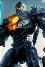 Preview iPhone wallpaper Pacific Rim: Uprising